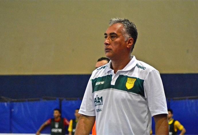 Fernando Malafaia Assoeva futsal (Foto: Divulgação)