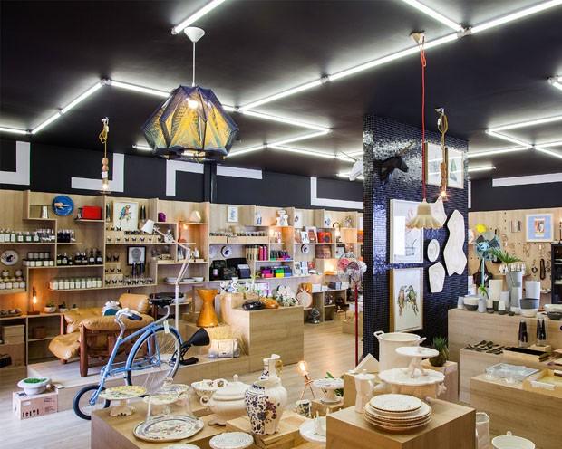 Armazém do Marton inaugura loja fixa em São Paulo  (Foto: Divulgação)