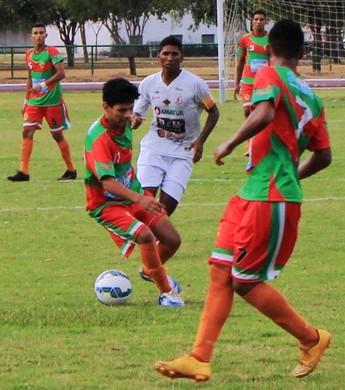 Real x Náutico - Abertura do Campeonato Roraimense de Futebol Sub-20 (Foto: Imagem/Tércio Neto)