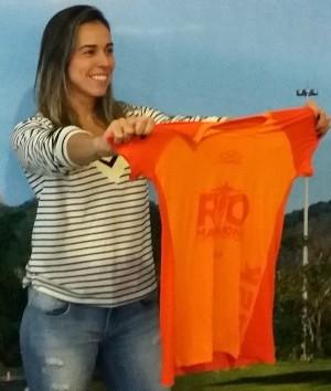 Priscila Maratona do Rio euatleta (Foto: Igor Christ/EuAtleta)