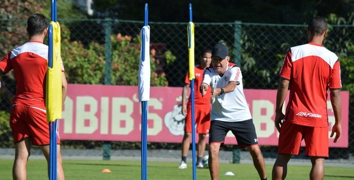 Juan Carlos Osorio São Paulo (Foto: Site oficial do SPFC)