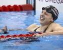 Ledecky vence 800m livre, leva quarto ouro e bate segundo recorde mundial