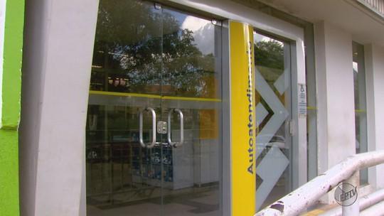 Criminosos assaltam duas agências bancárias em cidades do Sul de MG