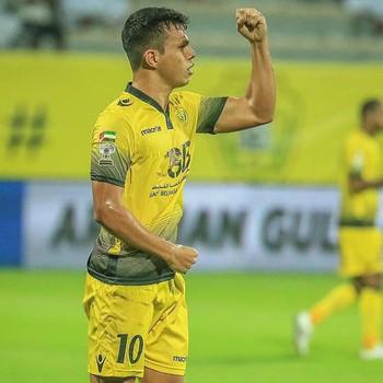 Fabio Lima Al Wasl (Foto: Divulgação)