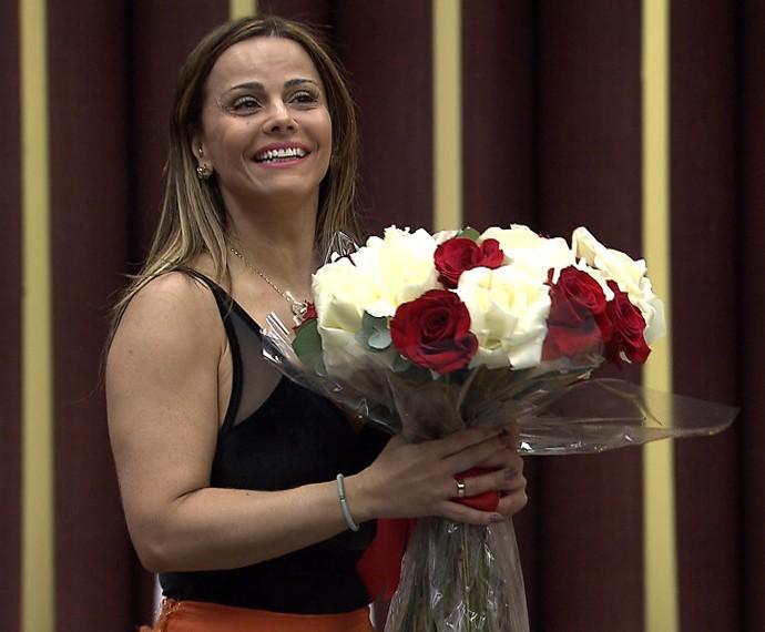 Viviane Aráujo foi a Naná em 'Império' (Foto: Gshow)