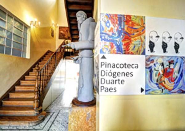 pinacoteca jundiaí (Foto: Divulgação/ Prefeitura de Jundiaí)