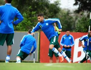 Weldinho, jogador do Palmeiras (Foto: Marcos Ribolli/Globoesporte.com)