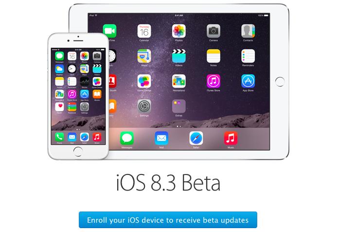 Entrando para o programa de testes do iOS (Foto: Reprodução/Helito Bijora)