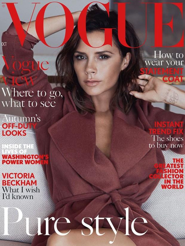 Victoria Beckham (Foto: Reprodução/Vogue)