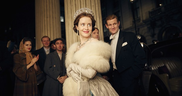 The Crown (Foto: Netflix)