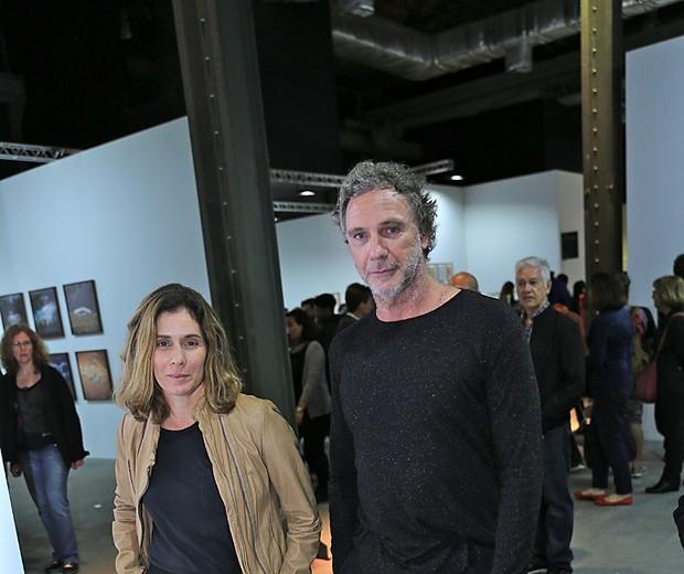 Nazaré e Oskar Metsavaht (Foto: Divulgação)