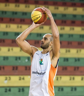 Jefferson William, pivô, Bauru Basquete, Campeonato Paulista (Foto: Caio Casagrande / Bauru Basket)
