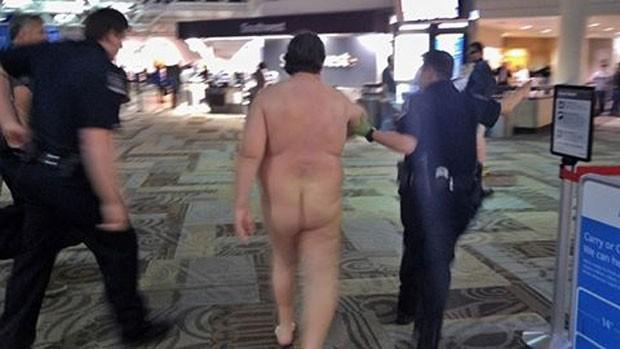 Eric Cherry foi detido por exposição indecente (Foto: Reprodução/Facebook/Tod Brilliant)