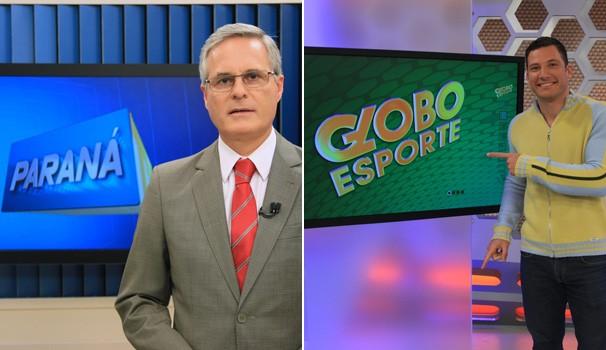 Rede Globo Rpc Gosta Do Paraná Tv E Do Globo Esporte