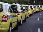Táxis do Rio têm reajuste de tarifa a partir deste sábado