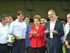 Dilma visita Ceará para dar ordem de serviço de nova linha de metrô