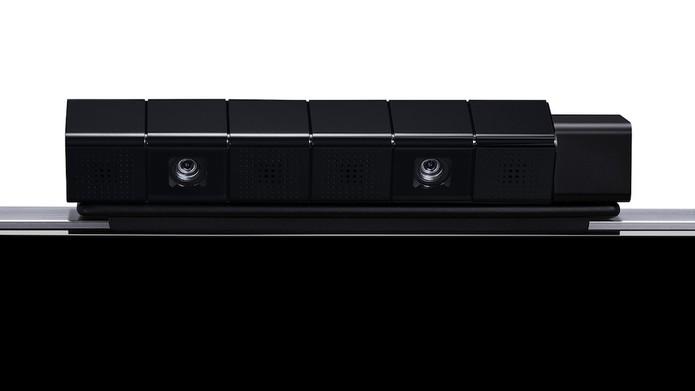 O PlayStation Eye do PS4 é mais potente do que você imagina (Foto: Divulgação) (Foto: O PlayStation Eye do PS4 é mais potente do que você imagina (Foto: Divulgação))