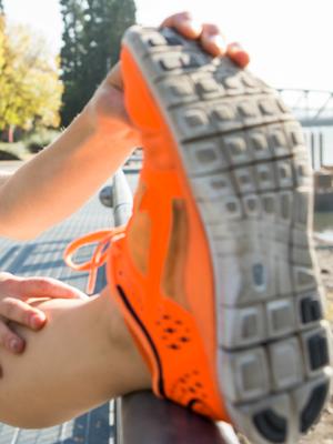 3ab63c38edf Altura do tênis (drop) tem influência nas lesões que atingem corredores