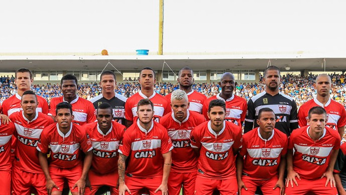 CSA x CRB - final Campeonato Alagoano - time CRB (Foto: Ailton Cruz/Gazeta de Alagoas)