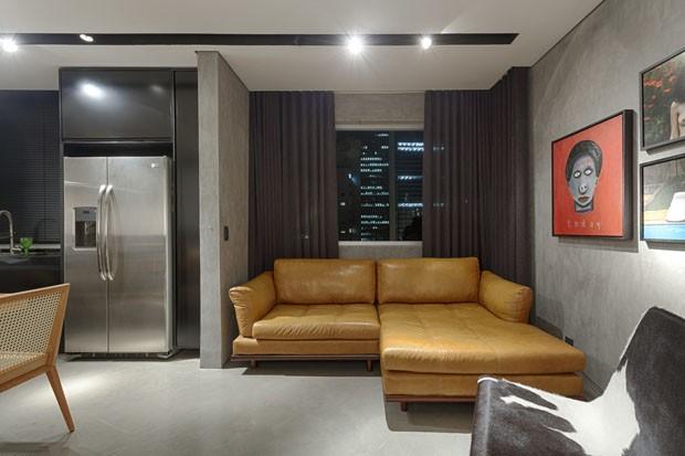 Apartamento em Belo Horizonte (Foto: Gustavo Xavier)