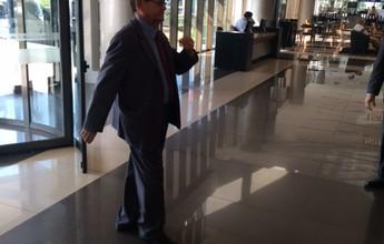 BLOG: Coronel Nunes diz que fica, banca Dunga e dá respostas desconexas sobre a Liga
