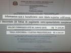 Polícia investiga carta que promete pagamento de previdência privada