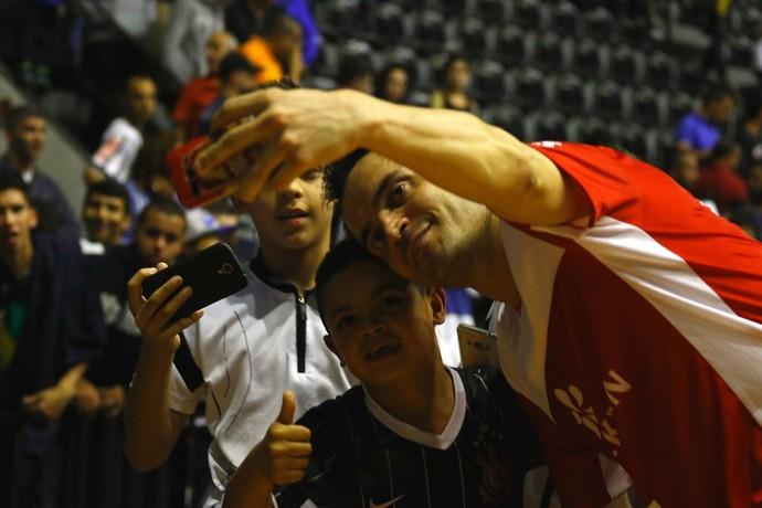 Falcão Corinthians Sorocaba Liga Paulista de Futsal  (Foto: Ronaldo Oliveira/Divulgação)