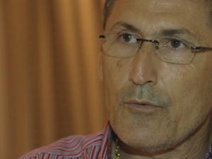 Claudio Luiz Andrade Baptista, Calú (Foto: Arquivo/ TV Gazeta)