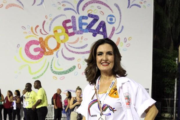 Fatima Bernardes (Foto: Claudio Andrade / Ego)