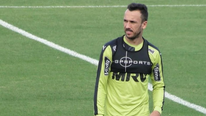Atlético-MG; Thiago Ribeiro (Foto: Léo Simonini)