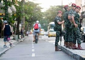 Juízes eleitorais de 111 municípios do RN solicitam apoio de tropas federais (Foto: Alexandre Durão/G1 )