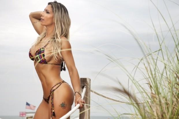 Nagila Coelho (Foto: Arquivo Pessoal/Divulgação)