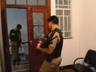 Polícia Militar apreende 15 armas  na Zona Rural de Piranguçu, MG