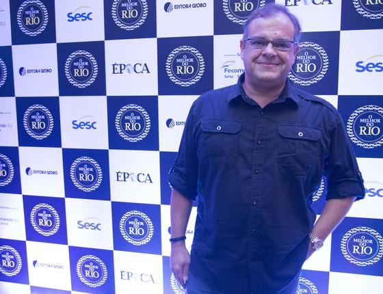 Marcelo Torres, do Grupo Best Fork, foi eleito o Melhor restaurater do Rio (Foto: Felipe O'neil/Época)