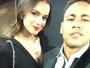Neymar mostra jantar em família com Bruna Marquezine e a irmã Rafaella