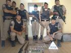 Três são presos com armas, dinheiro e drogas em São João das Missões