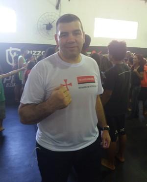 Pedro Rizzo  (Foto: Alexandre Fernandes)