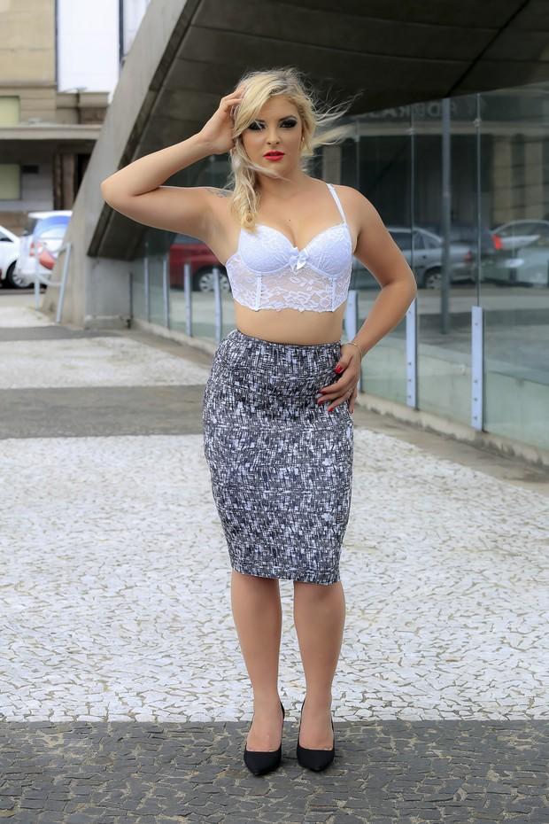 Heliane Thiesen  (Foto: Wellington Costa / Divulgação)