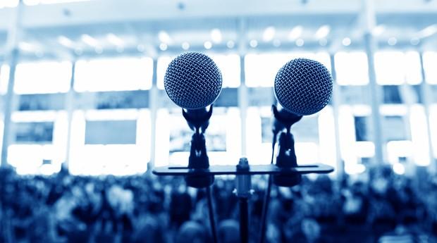 7 dicas para não travar em uma apresentação