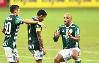 Luiz Ademar vê Palmeiras melhor no segundo tempo e discorda de pênalti