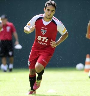 Jadson treino são paulo (Foto: Marcos Ribolli/GloboEsporte.com)