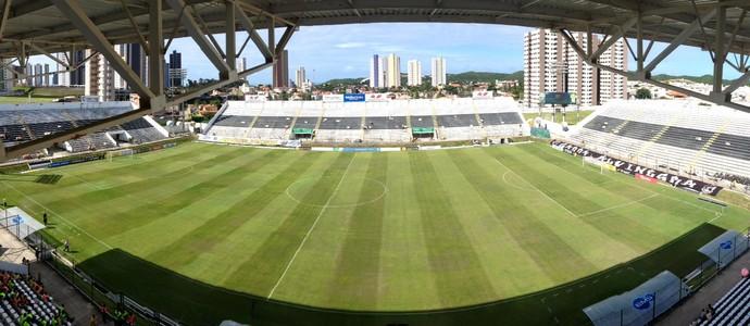 Estádio Frasqueirão - TR ABC x América-RN - Final Campeonato Potiguar 2016 (Foto: Fabiano de Oliveira)