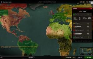 Afterwind, jogo de batalha online