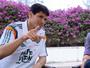 """Com apoio de Roger Flores, Magnata pede vaga a Drubscky: """"Quero jogar"""""""
