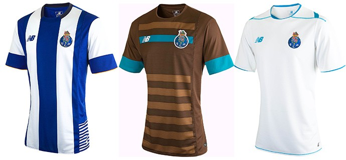 Camisas Champions porto