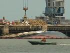 Naufrágio de navio que provocou desastre ambiental completa 3 meses
