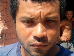 Valdir Henrique do Nascimento, de 29 anos, disse à polícia que matou a mulher por ciúmes (Foto: Divulgação/Polícia Civil do RN)