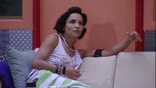Marinalva conta sobre sonho com Ilmar e Marcos: 'Falavam as coisas que iam fazer para nos tirar daqui'