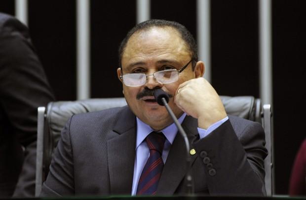O vice-presidente da Câmara, Waldir Maranhão (PP-MA) (Foto: Luis Macedo/Câmara dos Deputados)