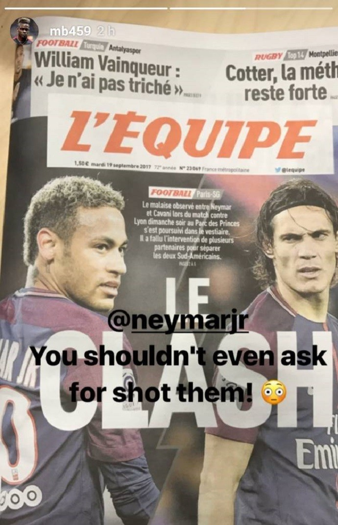 BLOG: Ironia? Balotelli diz que amigo Neymar não deveria pedir para cobrar pênaltis e faltas
